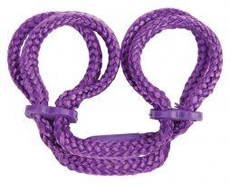 cuerda de seda para tobillos