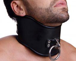 Modelo Collar postura BDSM