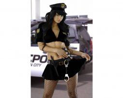 Disfraz sexy policia