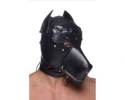 AF151-Master-Series-Muzzled-Universal-BDSM-Hood-with-removable-Muzzle-F1